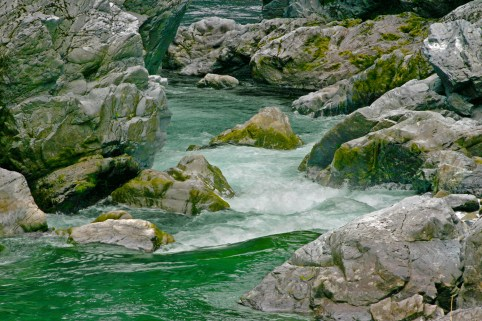 Smith River Boulder Gorge