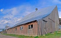Klamath Hay Barn