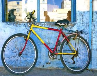 Sidi Ifni bicycle