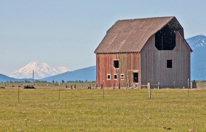 klamath barn w shasta working