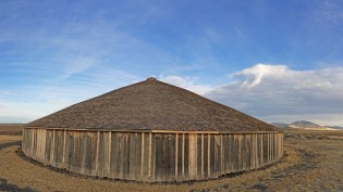 The Round Barn, Malheur Wildlife Refuge, OR