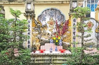 Temple Altar, Hanoi