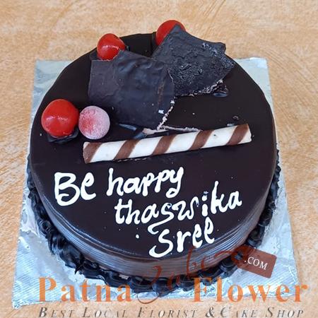 fresh-chocolate-truffle-cake-round-shape-delivery-in-danapur-patna