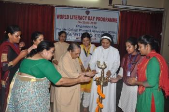 Top College in Patna | ICWA-WORLD LITERACY DAY (2)