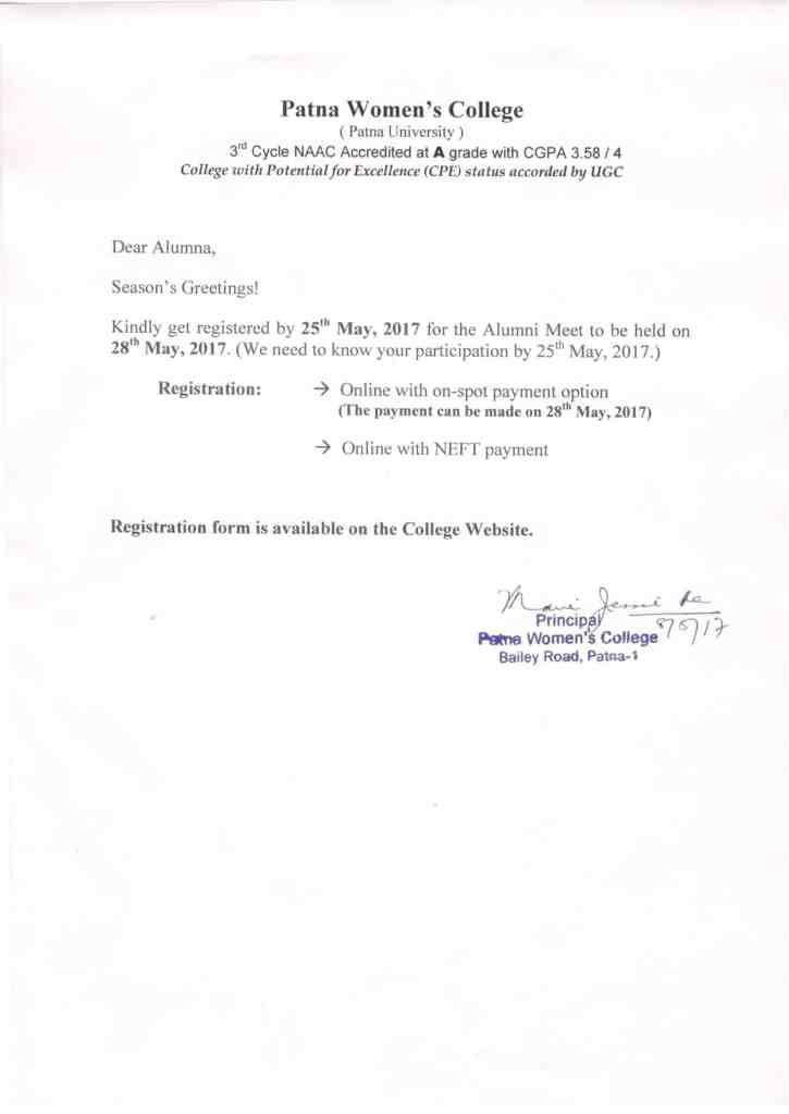 Top College in Patna | Alumni