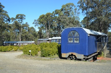 Krinklewood Carriages, Pokolbin, NSW