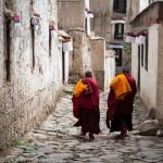 Monastère de Tashilhunpo, Shigatse, Tibet