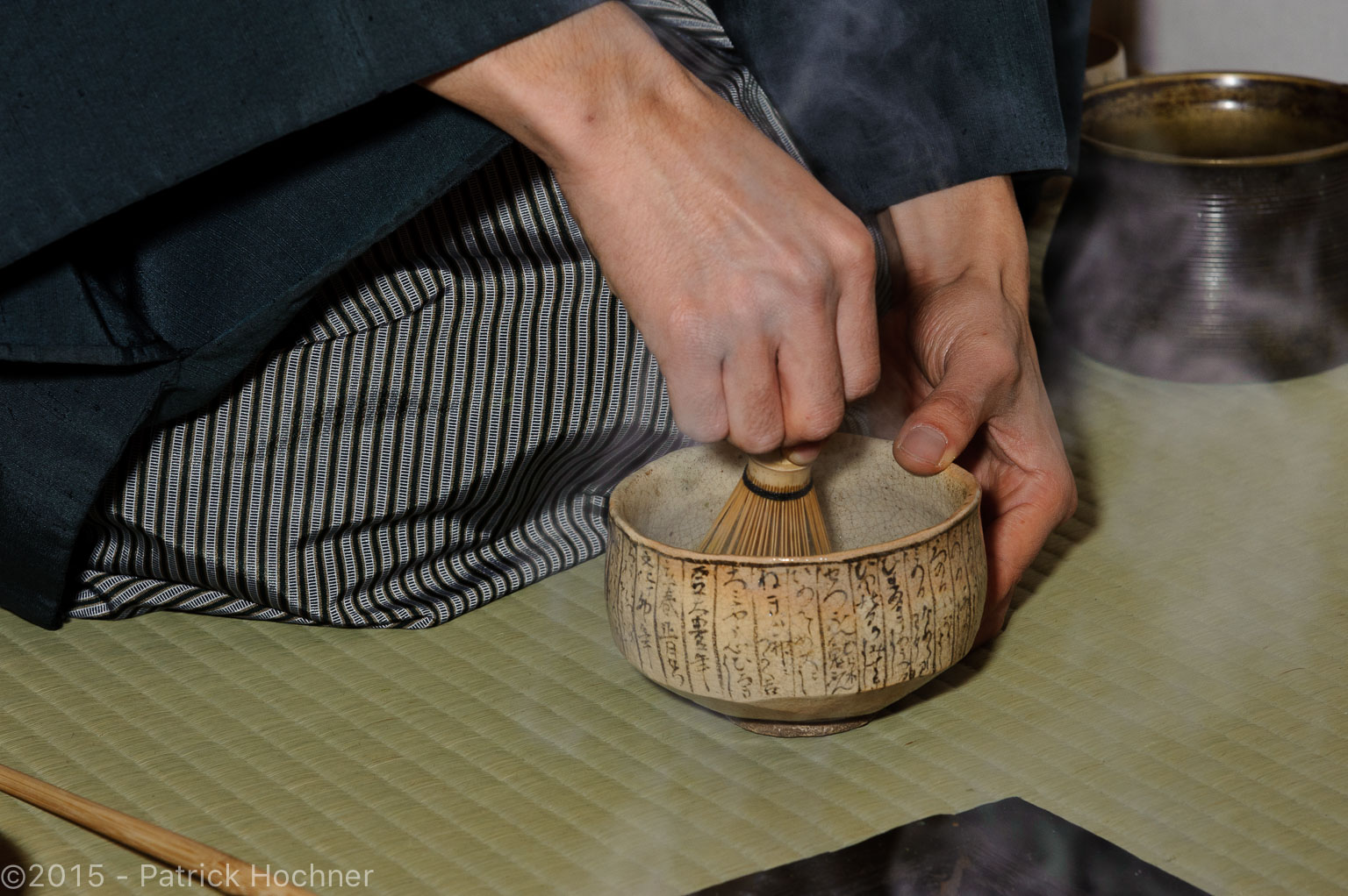 Chado, the Way of Tea, Kyoto, Japan