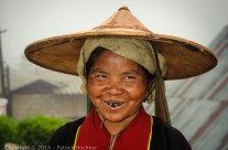 Palaung woman, Northern Thailand