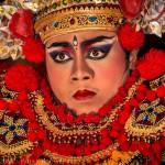 Danseur de Baris, Ubud, Bali