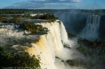 Iguaçu Falls, Brazil and Argentina