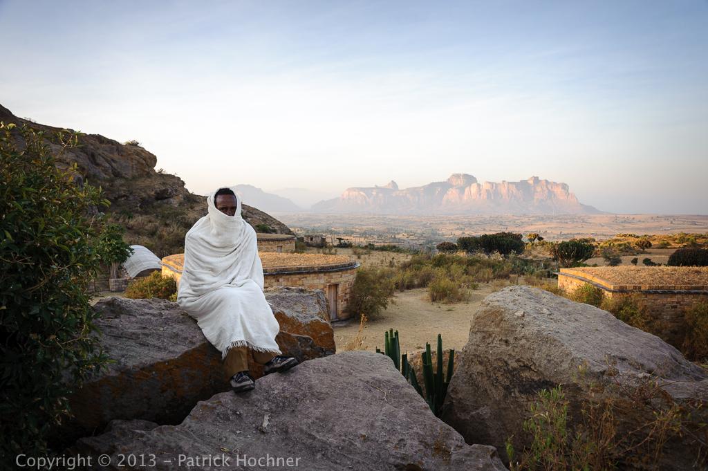 Gheralta area, Ethiopia