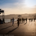 The Promenade des Anglais, Nice, France