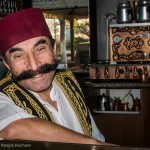 Café à la Turque, Cappadoce, Turquie