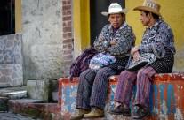 Marché Maya de Sololá, Guatemala