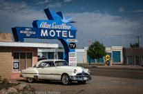 Traveling the Route 66, Tucumcari, USA