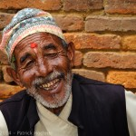 Népalais Newar, Katmandou, Népal