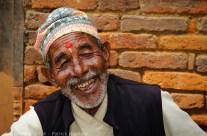 Nepalese Newar, Kathmandu, Nepal