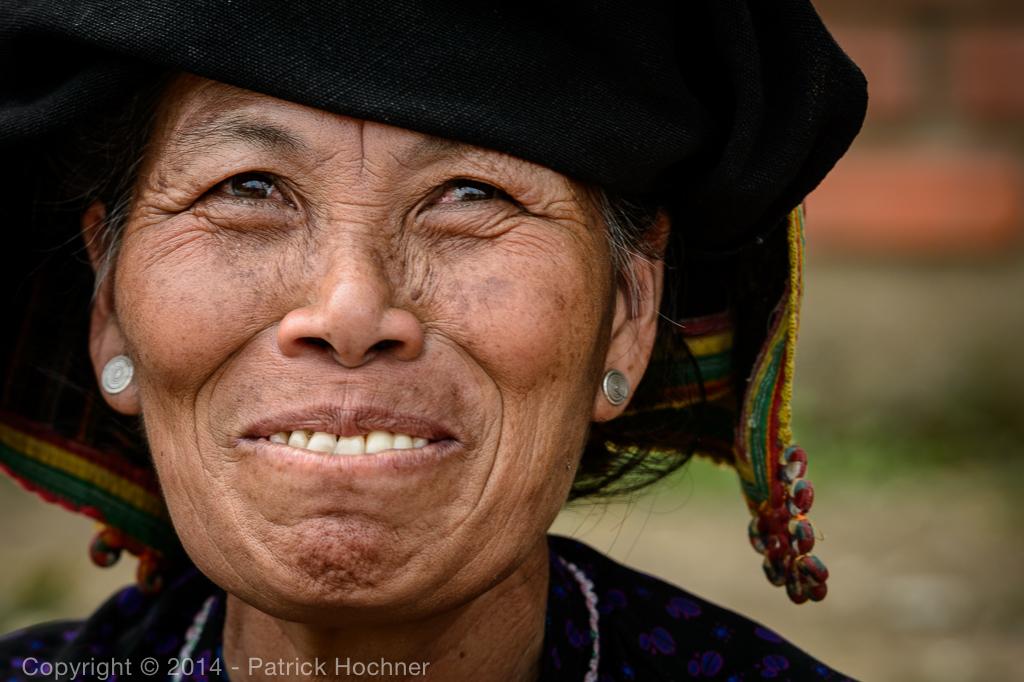 Tai Woman, Dien Bien Phu, Vietnam