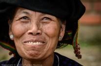Femme Tai, Dien Bien Phu, Vietnam
