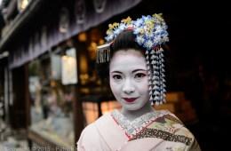 Une autre Maiko Taiken, Kyoto