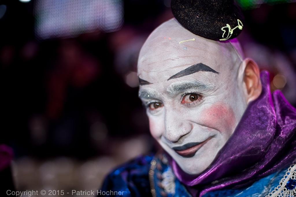 De nouveau, le carnaval de Nice