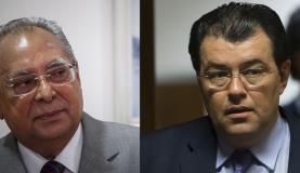 Amazonino Mendes e Eduardo Braga disputam, em segundo turno, o governo do Amazonas