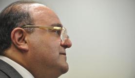 Cândido Vaccarezza foi preso temporariamente hoje, alvo da 43 etapa da Operação Lava Jato