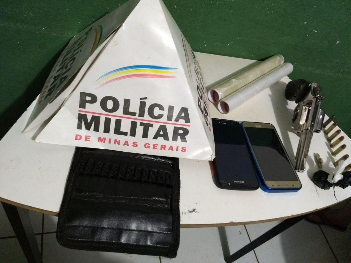 Drogas e Arma Patos de Minas