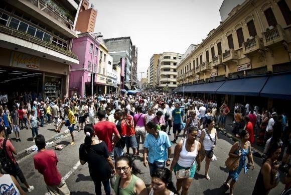 brasileiros já são mais de 202 milhões