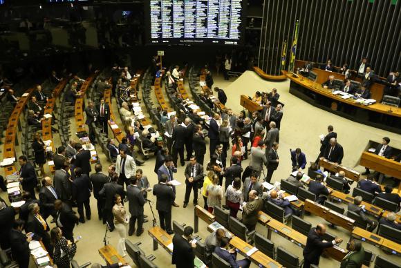 Brasília - Sessão plenária do Congresso Nacional para apreciação de vetos presidenciais e do projeto que abre crédito especial para os ministérios da Educação, da Saúde e do Desenvolvimento Social (Fabio Rodri