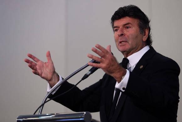Brasília - O ministro Luiz Fux, do Supremo Tribunal Federal (STF), participa do 11 Fórum Brasileiro de Combate à Corrupção (José Cruz/Agência Brasil)