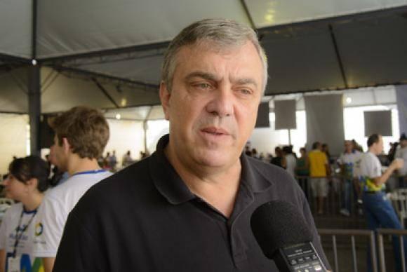 O ex-deputado Luciano Pizzatto, do Paraná - Foto Secom PR
