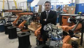 O empresário de automação industrial Marcelo Miranda decidiu emigrar para os EUA e montar uma companhia lá