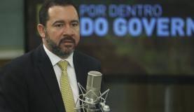 Brasília - O ministro do Planejamento, Desenvolvimento e Gestão, Dyogo Oliveira, fala no programa Por Dentro do Governo (José Cruz/Agência Brasil)