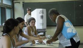 eleição, pleito, votação