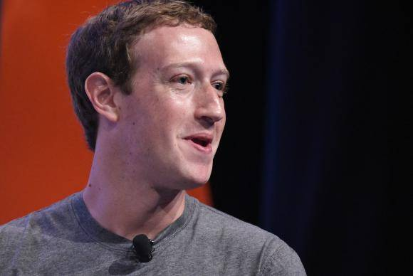 Mark Zuckerberg, cofundador e CEO do Facebook'