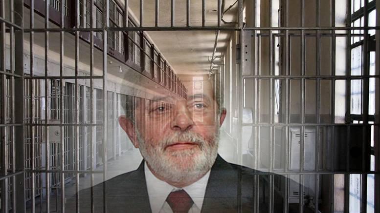 Lula poderá ir para o presídio de Tremembé