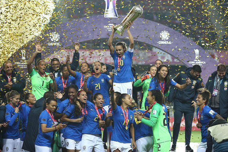 O resultado garantiu também ao Brasil vagas nas Olimpíadas de 2020, no Japão, e na Copa do Mundo 2019, na França.