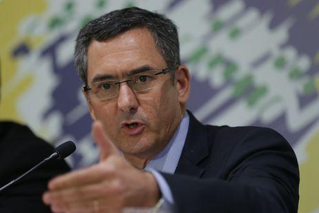Brasília - O ministro da Fazenda, Eduardo Guardia, anuncia metas da Lei de Diretrizes Orçamentárias 2019 (Fabio Rodrigues Pozzebom/Agência Brasil)