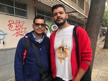 """""""Única saída é fora da Venezuela"""", diz Freddy Hernández, refugiado na Argentina"""