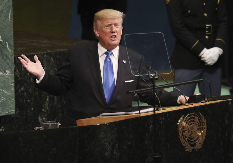 Donald Trump dará a última palavra sobre a divulgação dos arquivos
