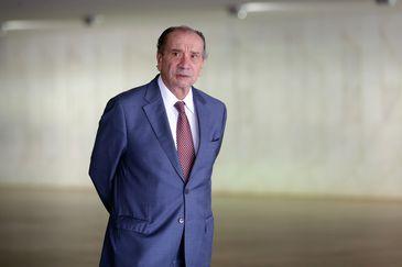 Brasília - O ministro das Relações Exteriores, Aloysio Nunes Ferreira, recebe o ministro dos Negócios Estrangeiros do Irã, Mohammad Javad Zarif, no Palácio Itamaraty (José Cruz/Agência Brasil)
