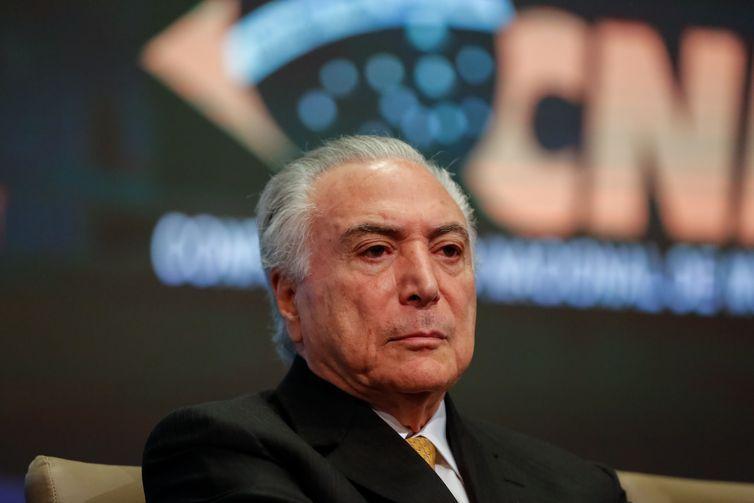 O presidente Michel Temer participa, da Sessão Solene de Abertura 21ª Marcha a Brasília em Defesa dos Municípios.