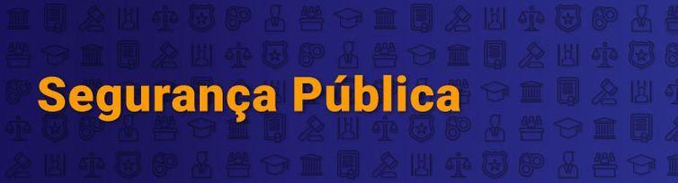 banner segurança pública