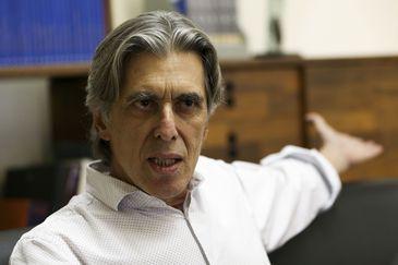 O secretário de Cultura do Distrito Federal, Guilherme Reis, em entrevista para a Agência Brasil