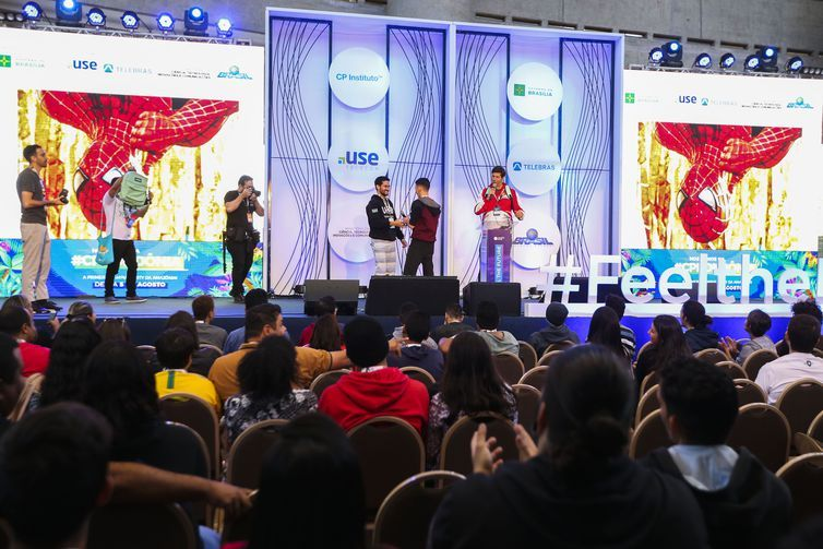 Capital federal recebe a 2ª edição do Campus Party Brasília