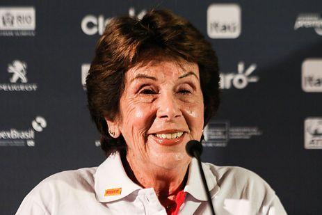 Somente duas sul-americanas são homenageadas no Hall da Fama do Tênis: a brasileira Maria Esther Bueno e a argentina Gabriela Sabatini