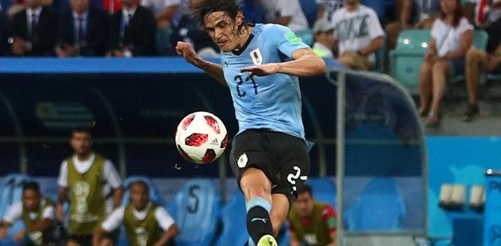 Uruguai faz 2 x 1 em Portugal nas Oitavas