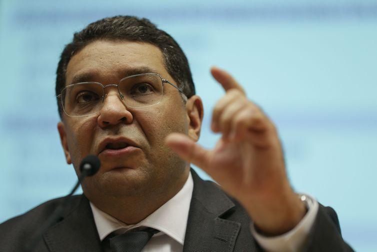 O secretário do Tesouro, Mansueto Almeida, comenta os dados o Resultado Primário do Governo Central de maio.